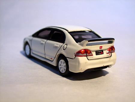 トミカリミテッド シビック TypeR_12