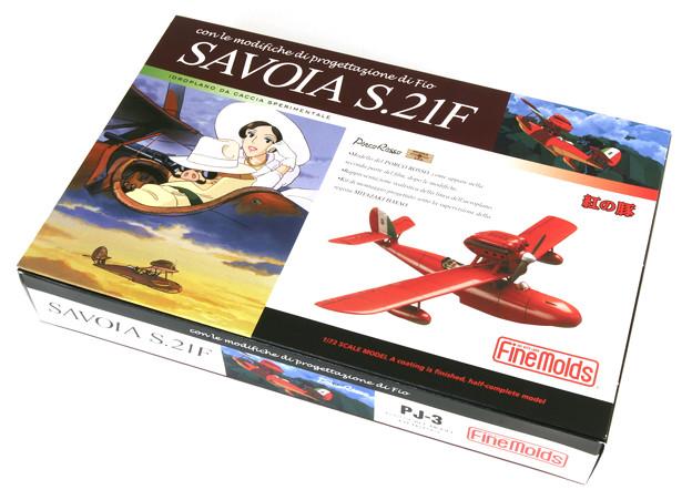 SAVOIA S.21F/Finemolds