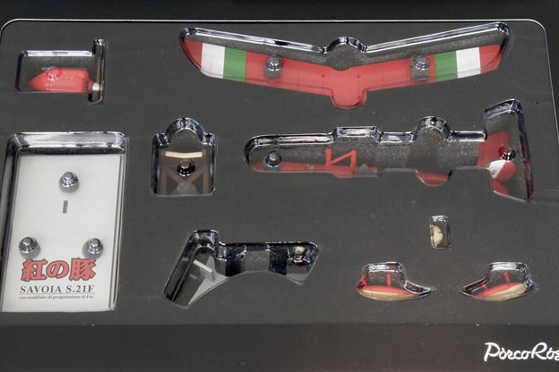 SAVOIA S.21F/Kit