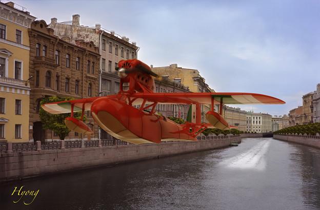 紅の豚の飛行艇時代