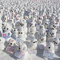 写真: さっぽろ雪まつり--さとらんど会場(1)