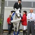 写真: 川崎競馬の誘導馬05月開催 こいのぼり青Ver-120514-01-large