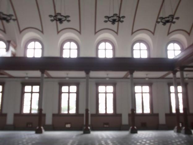 Photos: 大講堂の中