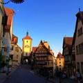Photos: Rothenburgの夕暮れ♪
