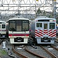 Photos: デワ601と回送列車達