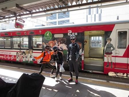 ガルパン電車 大洗鹿島線