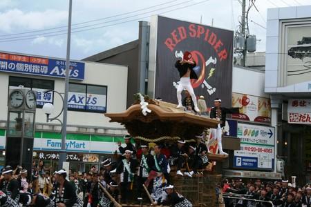 岸和田だんじり祭り7