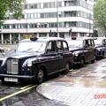 イギリス ロンドン タクシー