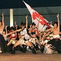 写真: 襲雷舞踊団_ドリームよさこい_04