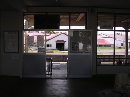 清里町駅4