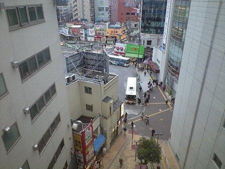 荻窪駅北口駅前