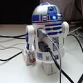 Photos: R2-D2型USBハブ