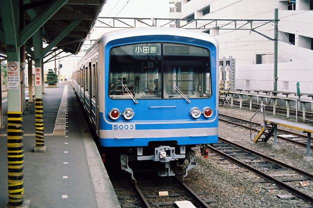 伊豆箱根 5000系 5502F