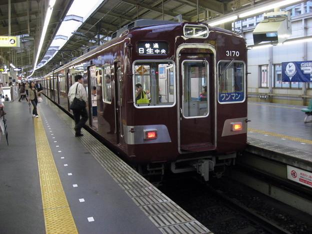 能勢電鉄 3100系 3170F