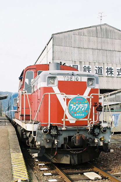 樽見鉄道 TDE10 1