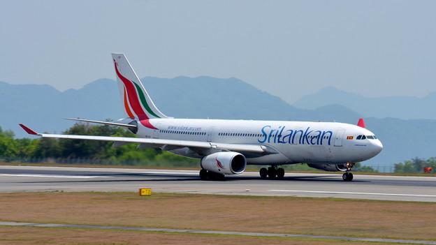 スリランカ航空 エアバス A330-200 (6)