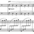 写真: 二台ピアノ「水の歌(仮題)」