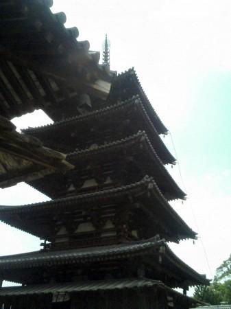 2007_05_02_カズの奈良ひとり旅_04_法隆寺