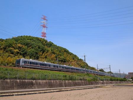 207系普通 東海道本線島本~高槻