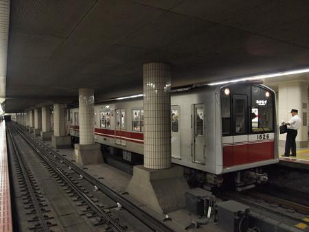 大阪市営地下鉄10系 御堂筋線天王寺駅