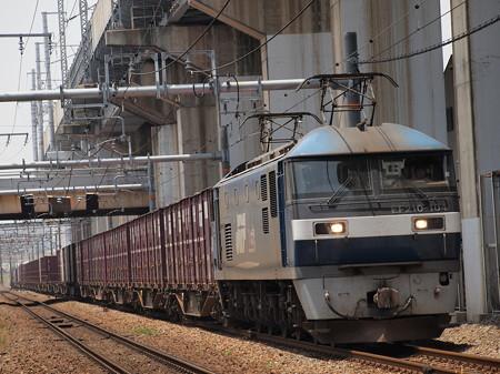 EF210貨物 北方貨物線塚本信号場~吹田操車場01