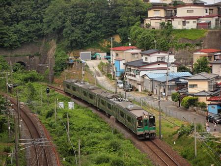 701系普通 東北本線松島~塩釜02