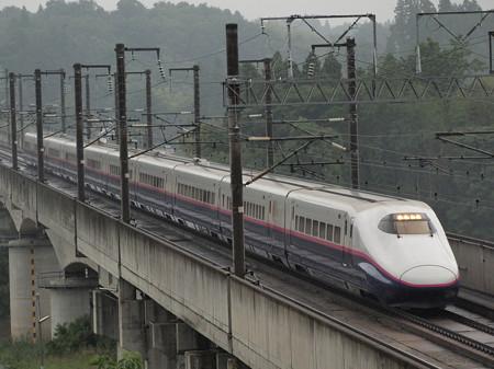 E2系やまびこ東北新幹線郡山~福島01
