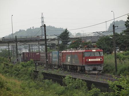 EH500貨物 東北本線二本松~安達