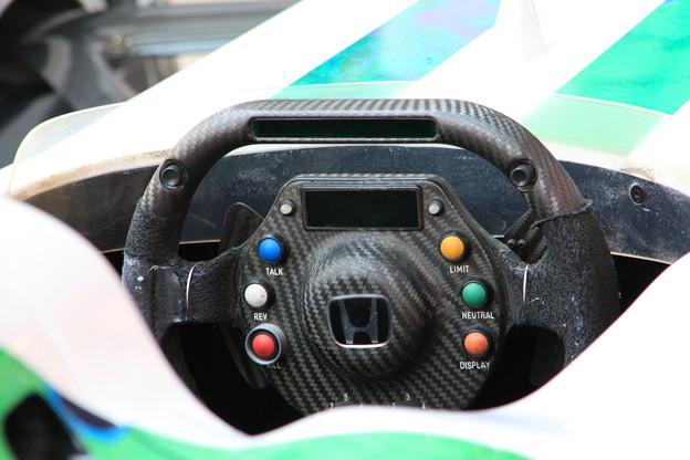 #16 Honda Racing F1 Team 6