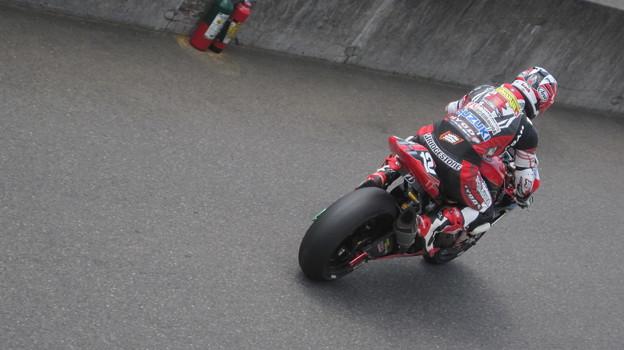 写真: 38 2013 12 津田 拓也 ヨシムラスズキレーシングチーム GSX_R1000 IMG_1193