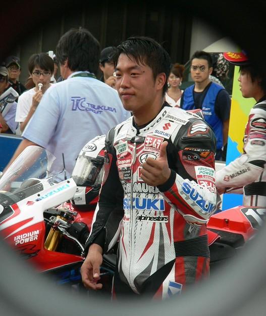 90 2013 12 津田 拓也 ヨシムラスズキレーシングチーム GSX_R1000 P1280044