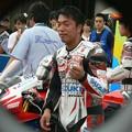 写真: 90 2013 12 津田 拓也 ヨシムラスズキレーシングチーム GSX_R1000 P1280044