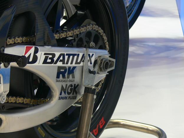 写真: 214_2013_suzuki_xrh_1_motogp_race_bikeP1330757