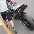 写真: 07 2013 1 中須賀克行 Katsuyuki Nakasuga ヤマハYSPレーシングチーム YZF-R1 全日本ロードレース JSB1000 IMG_1928