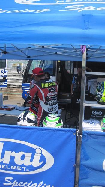写真: 29 2013 1 中須賀克行 Katsuyuki Nakasuga ヤマハYSPレーシングチーム YZF-R1 全日本ロードレース JSB1000 IMG_1305