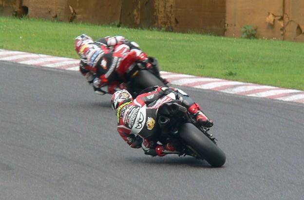 60 2013 1 中須賀克行 Katsuyuki Nakasuga ヤマハYSPレーシングチーム YZF-R1 全日本ロードレース JSB1000 P1270996