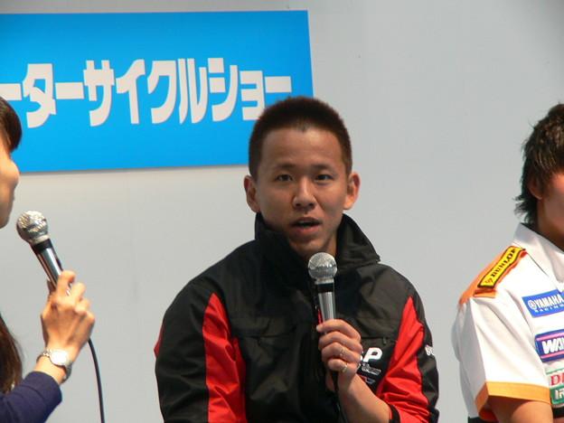 Photos: 93 2013 中須賀 克行 ヤマハYSPレーシングチーム YZF-R1 P1250574