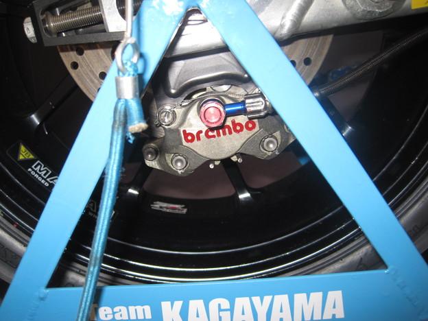 写真: 85 2013 71 加賀山 就臣 Team KAGAYAMA GSX-R1000 IMG_9776