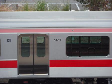 甲種回送東急5400系(八王子駅)