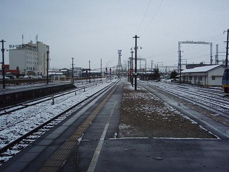 松阪駅ホーム