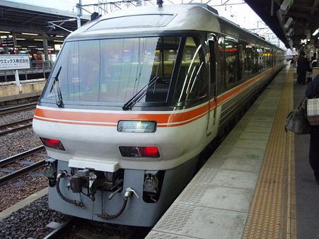 キハ85系南紀6号(名古屋駅)