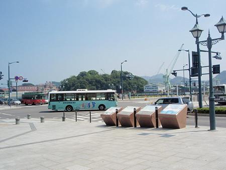 尾道駅駅前