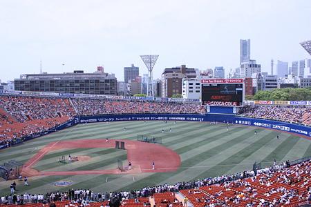 09/05/04 横浜スタジアム