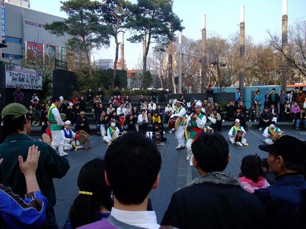 TMCプレイヤー科韓国旅行