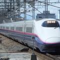 Photos: 上越新幹線E2系0番台 J8編成