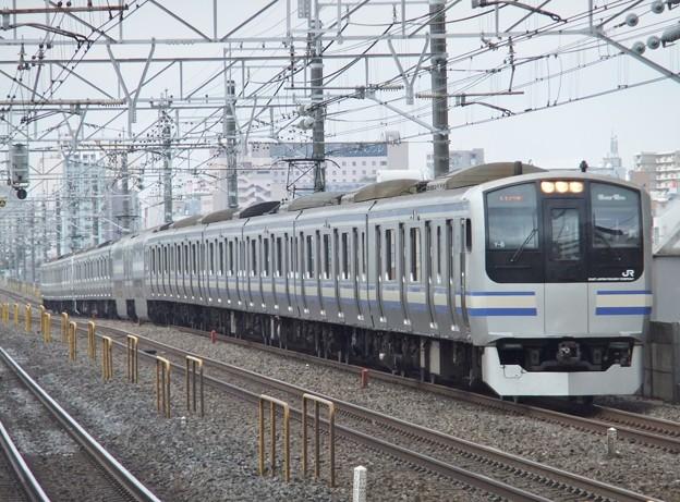 横須賀・総武快速線E217系 Y-6編成