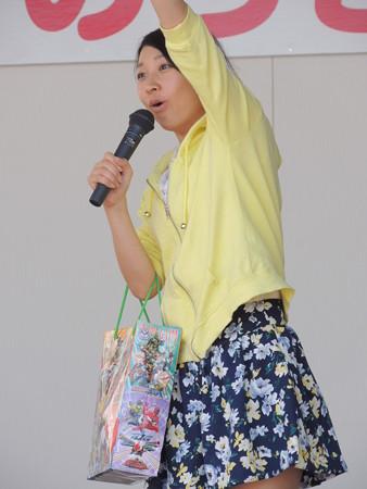 田中麻美さん。