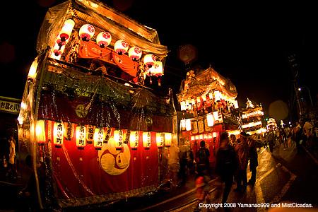 飯田燈籠山祭り2008 その3