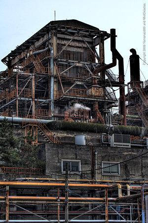 中越パルプ工業株式会社 高岡工場(能町)