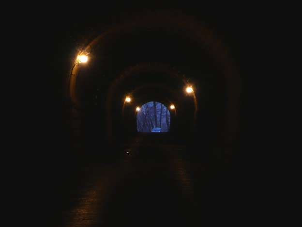 旧天城トンネル北口
